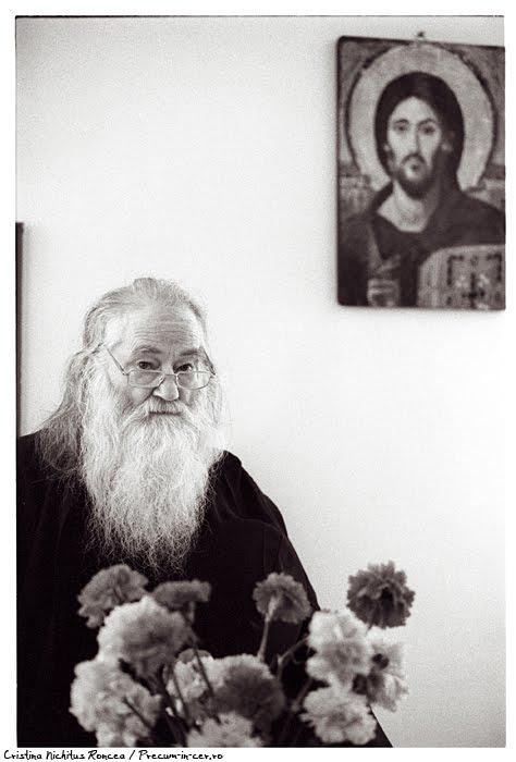 Parintele Justin Parvu, Manastirea Petru Voda,