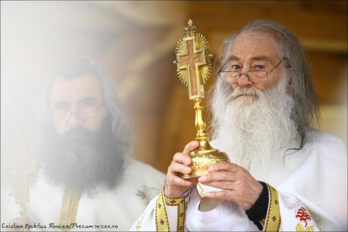 Parintele Iustin Parvu, de Sfanta Maria