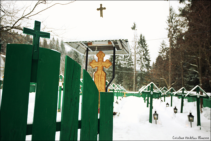 Cimitirul Manastirii Petru Voda