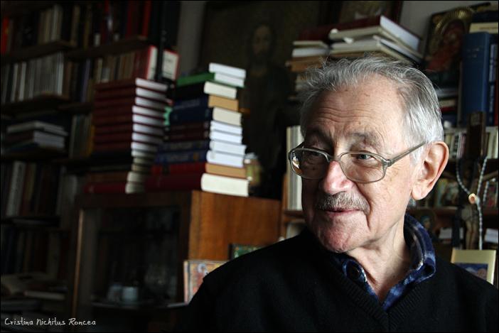 Profesorul Florin Constantiniu
