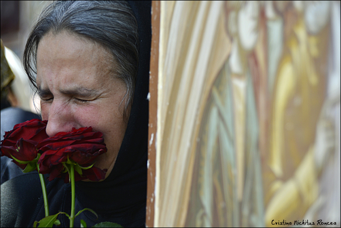 Inmormantarea Parintelui Justin Parvu 26 - foto Cristina Nichitus Roncea