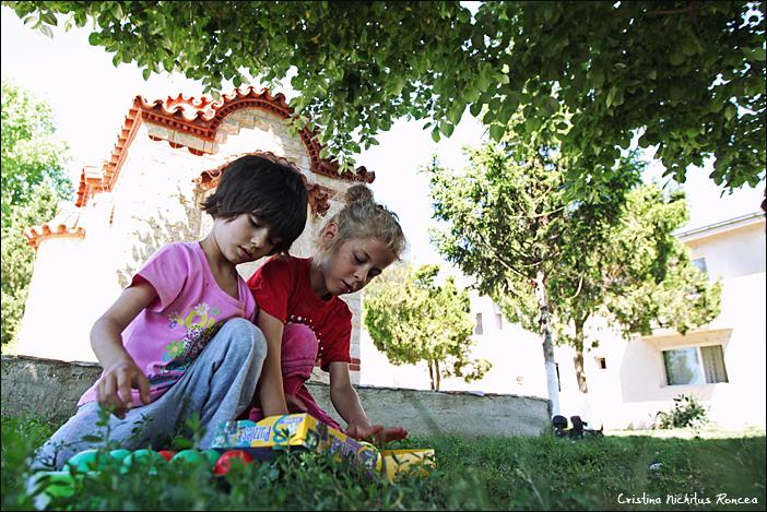 Copiii de la Centrul social PRO VITA, Slobozia, Giurgiu 03 - foto Cristina Nichitus Roncea