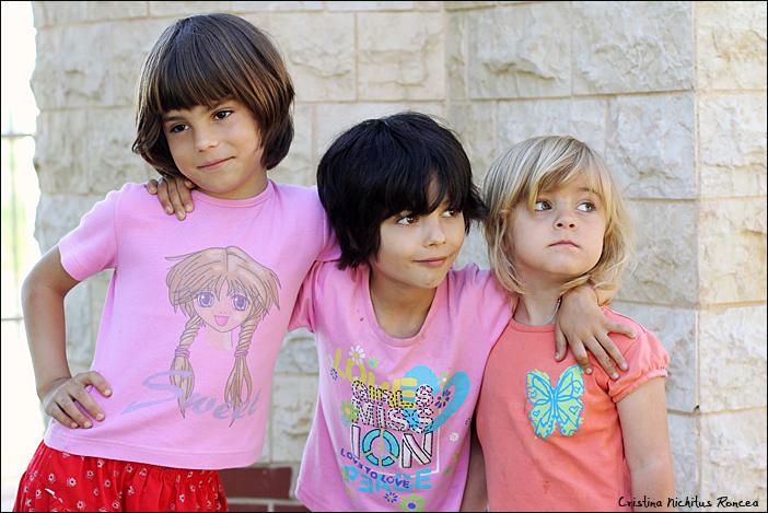 Copiii de la Centrul social PRO VITA, Slobozia, Giurgiu 04 - foto Cristina Nichitus Roncea