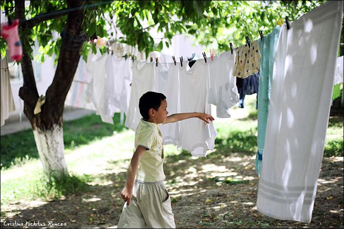 Copiii de la Centrul social PRO VITA, Slobozia, Giurgiu 11 - foto Cristina Nichitus Roncea