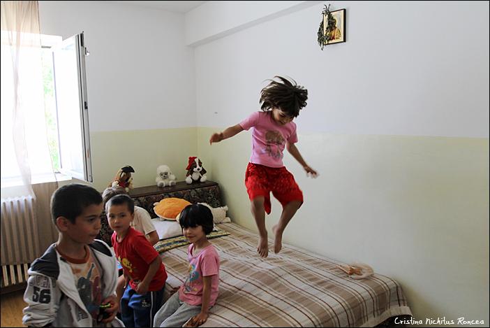 Copiii de la Centrul social PRO VITA, Slobozia, Giurgiu 14 - foto Cristina Nichitus Roncea