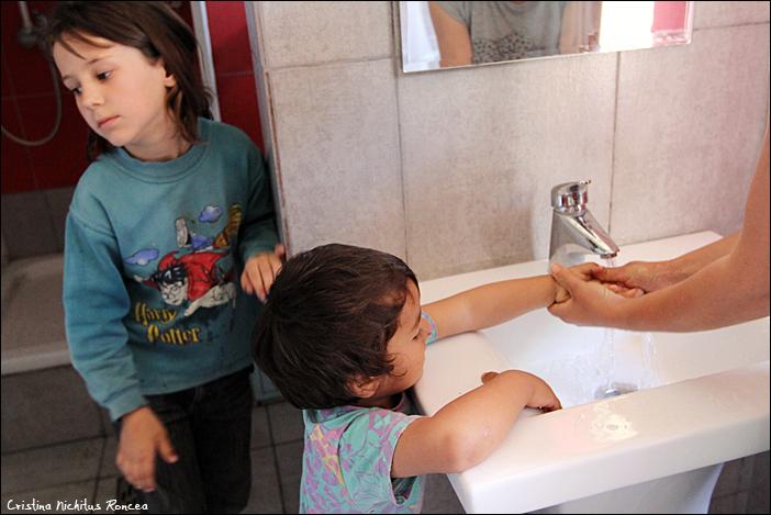 Copiii de la Centrul social PRO VITA, Slobozia, Giurgiu 15 - foto Cristina Nichitus Roncea