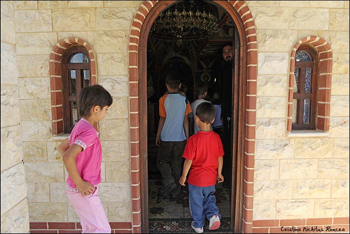 Copiii de la Centrul social PRO VITA, Slobozia, Giurgiu 20 - foto Cristina Nichitus Roncea
