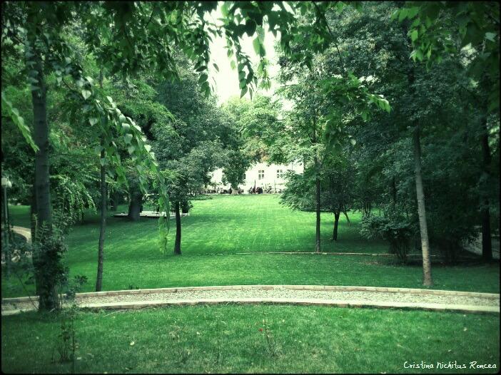 2 Domeniul Manasia si Conacul Hagianoff - Obrenovici  - foto Cristina Nichitus