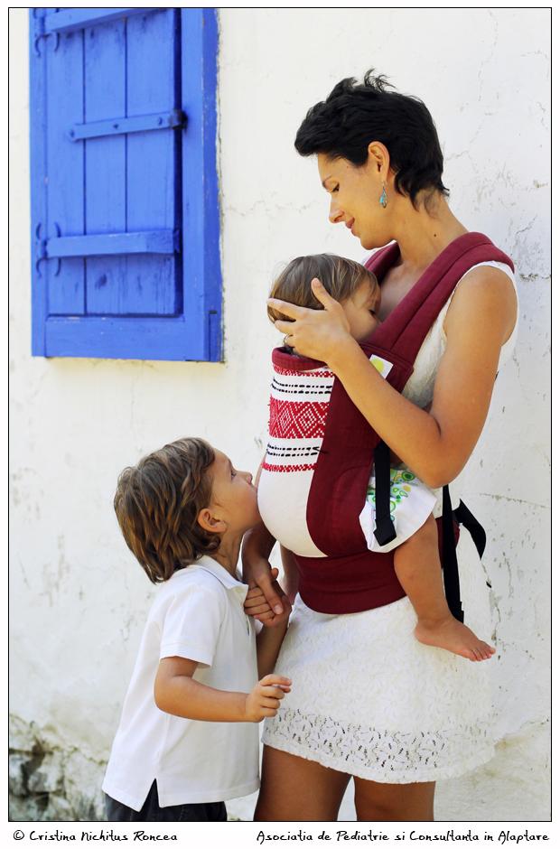 Saptamana Internationala a Purtarii Copiilor, 4-8 octombrie 2015