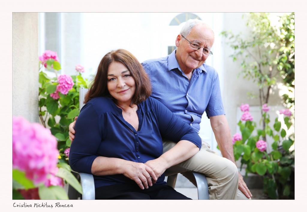 Maria Ploae si Nicolae Margineanu - foto Cristina Nichitus Ronce