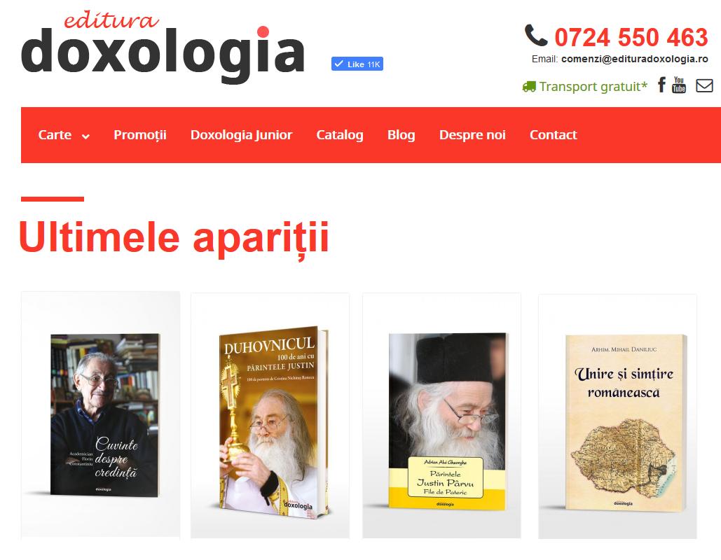 Cristina Nichitus Roncea - Duhovnicul Parintele Justin Parvu - Doxologia - Prof Florin Constantiniu